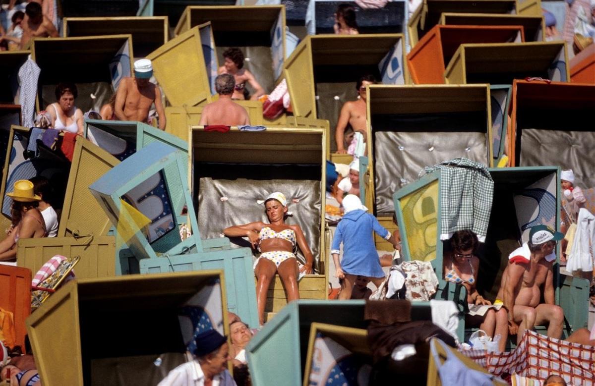 """""""Międzyzdroje"""", lato 1979 © Chris Niedenthal"""