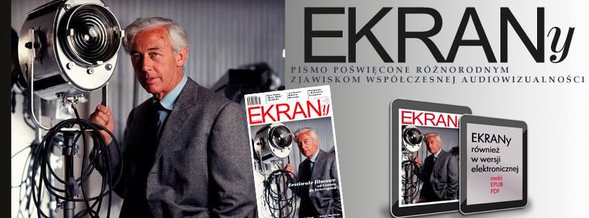 """""""EKRANy. Festiwale filmowe"""" (źródło: materiały prasowe)"""