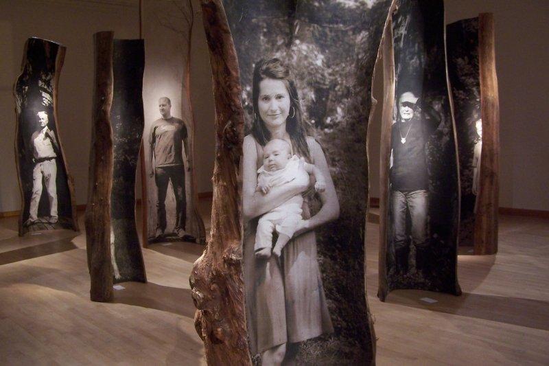 """Emilie Brzezinski, """"Family trees"""", fot. Klaudiusz Madej (źródło: materiały prasowe organizatora)"""