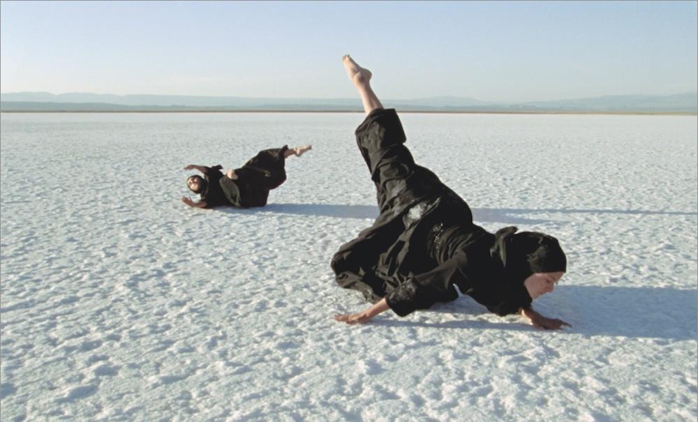 Isabel Rocamora, Horizon of Exile, 2007 (źródło: materiały prasowe organizatora)