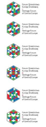 Forum Dziedzictwa Europy Śrokowej, MCK w Krakowie, logo (źródło: materiały prasowe organizatora)