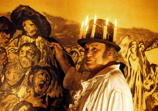 """Kadr z filmu """"Goya"""" (źródło: materiały prasowe organizatora)"""