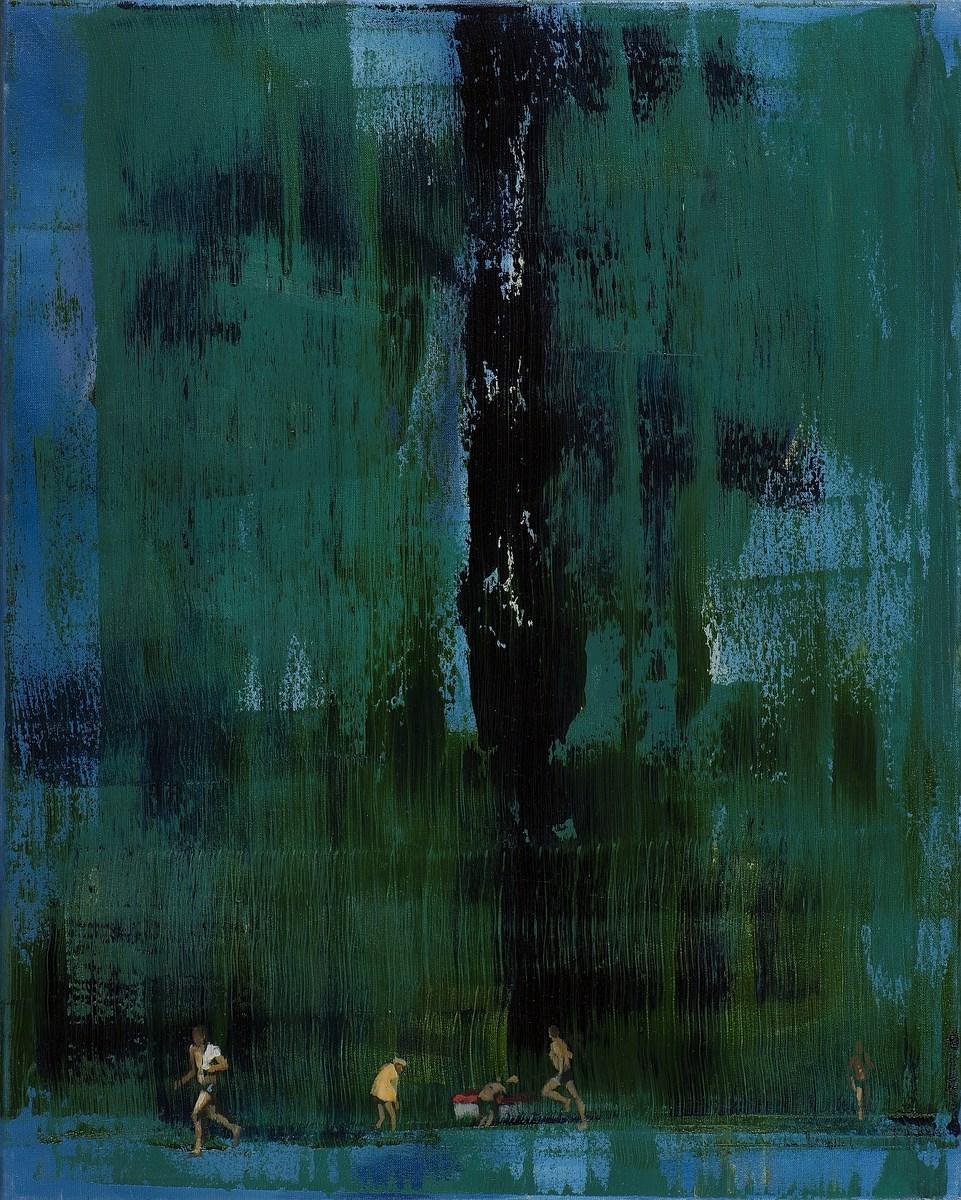"""Grażyna Smalej, """"Holowanie łódki"""", 2012 (źródło: materiały prasowe organizatora)"""