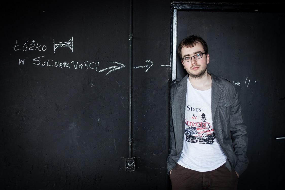 Portret reż. Jakuba Roszkowskiego, fot. Dominik Werner (źródło: materiały prasowe organizatora)