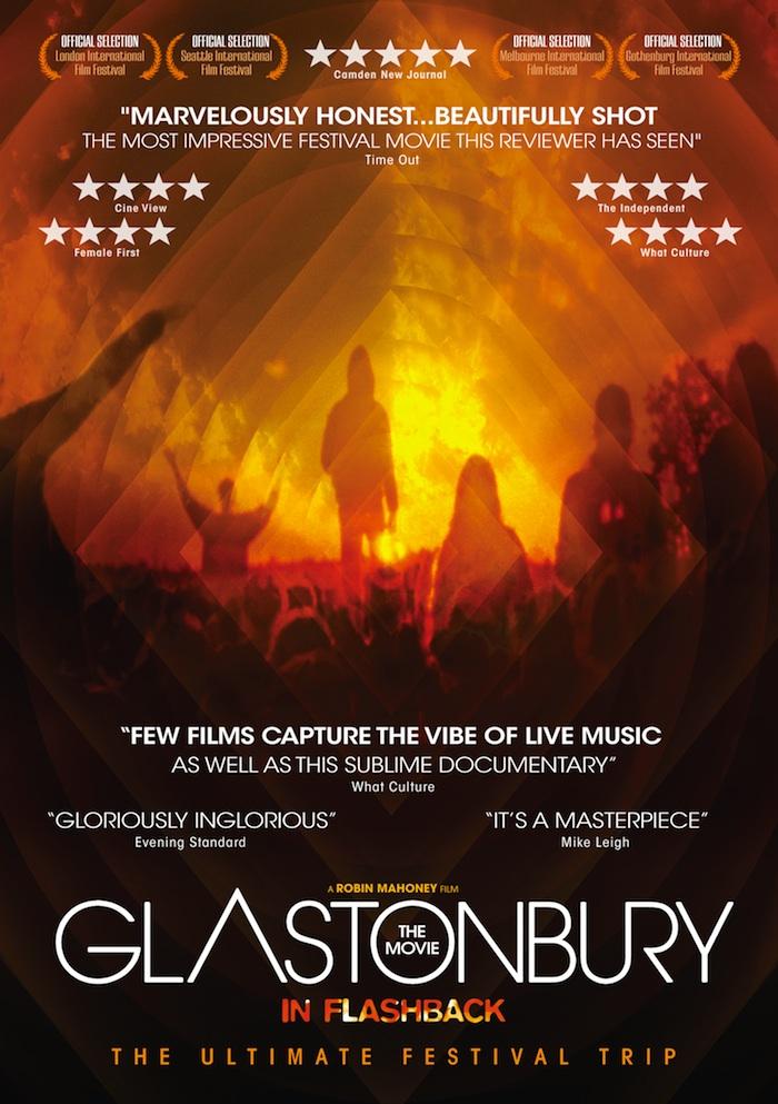 """""""Glastonbury: The Movie in Flashback"""" (źródło: materiały prasowe organizatora)"""
