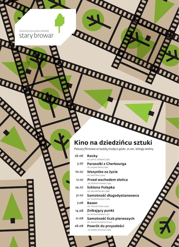 Kino na Dziedzińcu Sztuki (źródło: materiały prasowe organizatora)