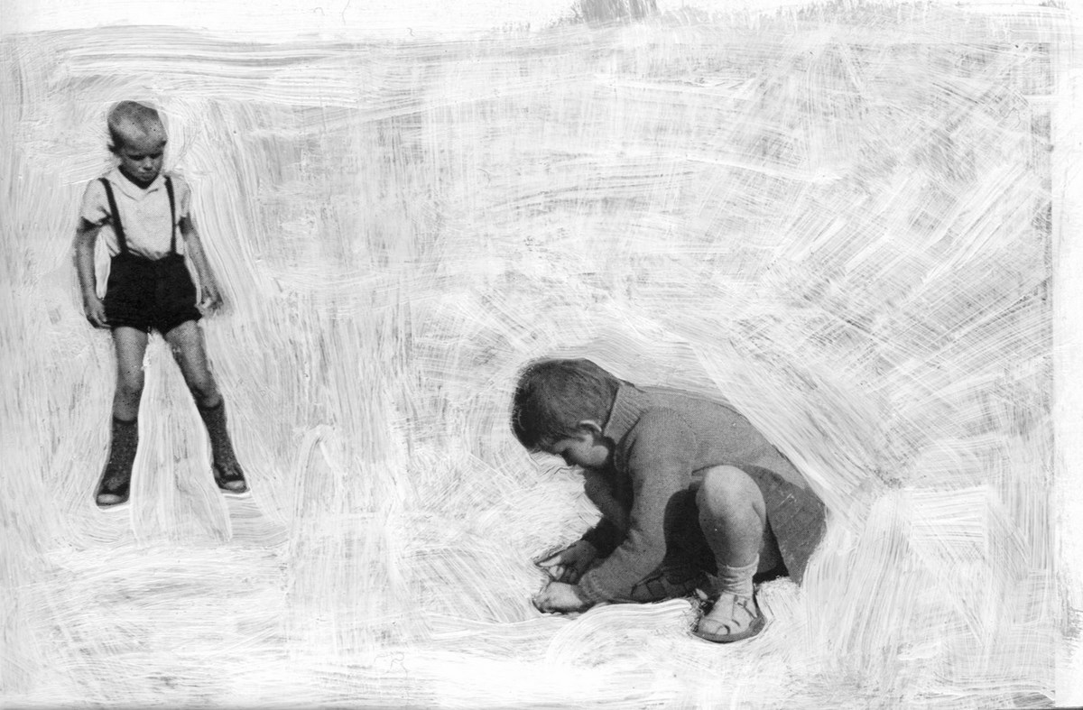 """Autor pracy: Ludomir Franczak, wystawa """"Odzyskane"""" w Galerii Sztuki Wozownia w Toruniu (źródło: materiały prasowe organizatora)"""