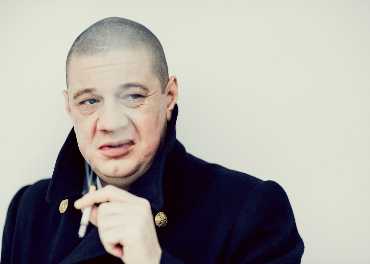 Marek Dyjak, fot. Maciek Poremba (źródło: mat. prasowe)