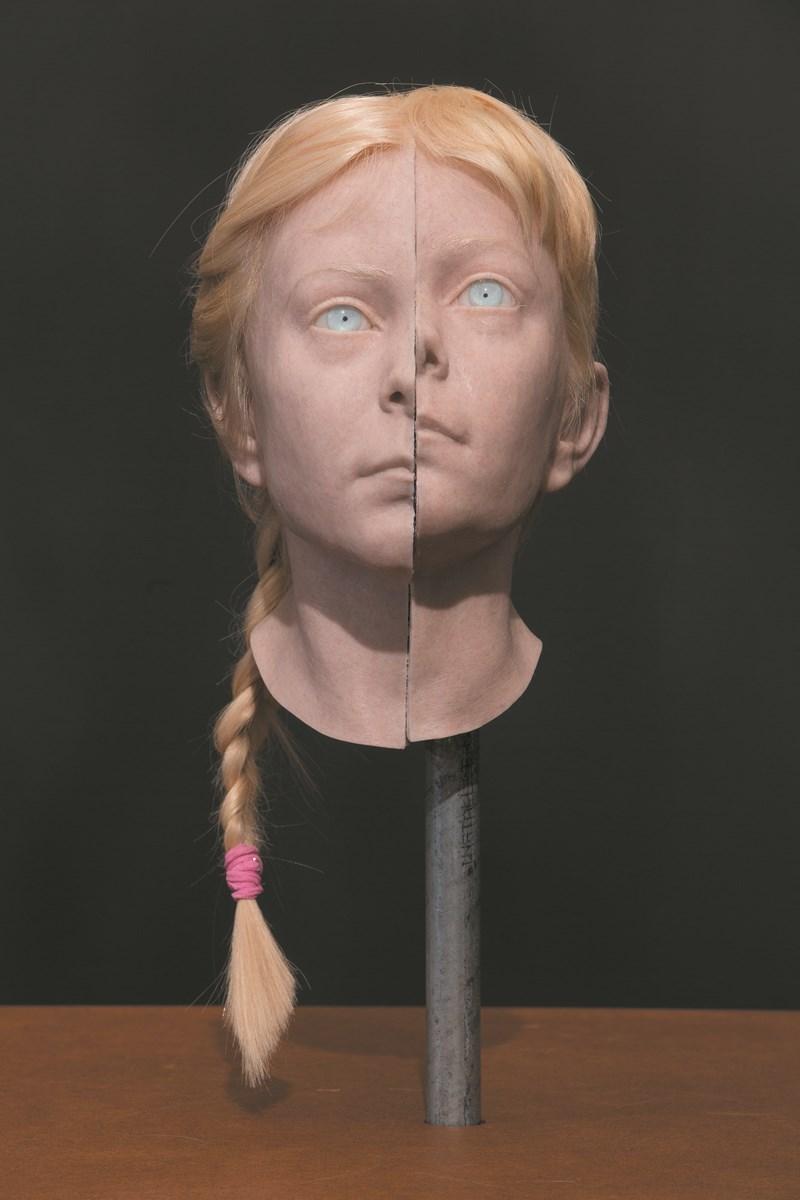 """Peter Land, """"Absolutna doskonałość"""", 2013, technika mieszana, dzięki uprzejmości Galleri Nicolai Wallner, Kopenhaga"""