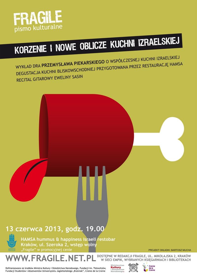 Fragile – plakat (źródło: mat. prasowe)