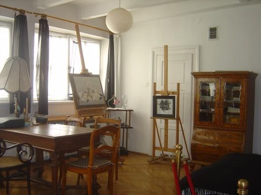 Pracownia Tadeusza Kantora, fot. Cricoteka (źródło: materiały prasowe organizatora)