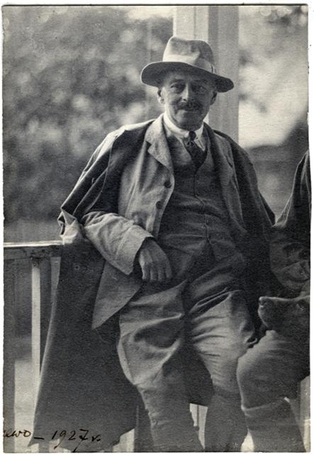 Na zdjęciu: Stanisław Wilhelm Lilpop / archiwum Muzeum w Stawisku / FOTONOVA