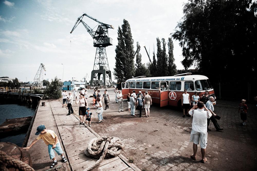 Subiektywna Linia Autobusowa, fot. Michał Szlaga (źródło: mat. prasowe)