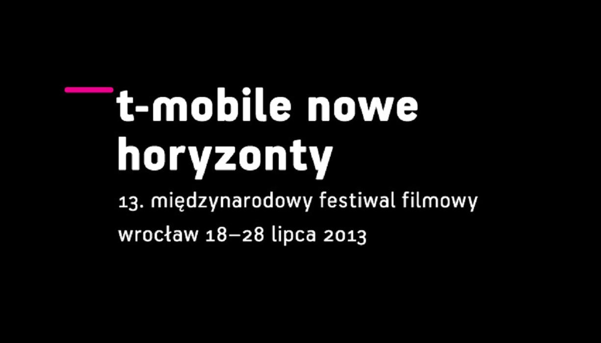 Międzynarodowy Festiwal Filmowy T-Mobile Nowe Horyzonty, logo (źródło: mat. prasowe)