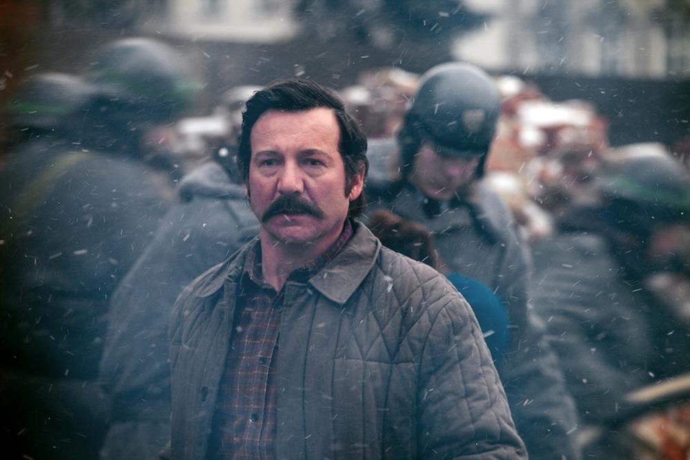 """Kadr z filmu """"Wałęsa"""" (źródło: materiały prasowe dystrybutora)"""