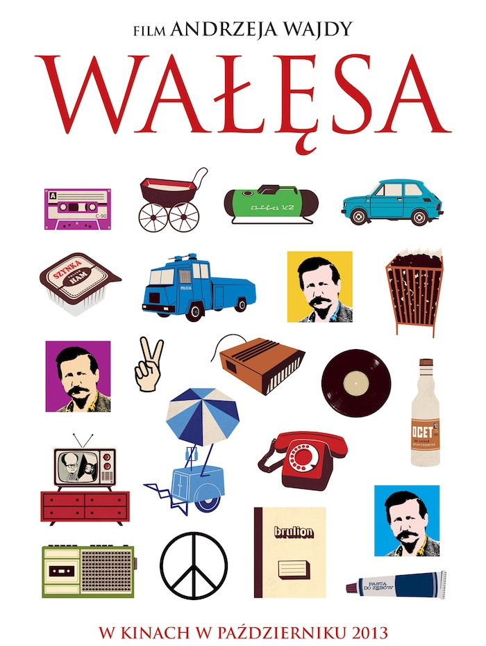 """""""Wałęsa"""", teaser plakatu (źródło: materiały prasowe dystrybutora)"""