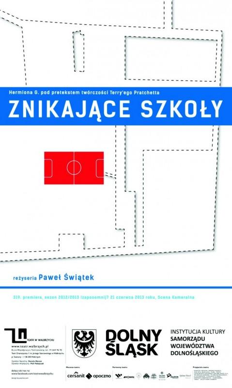 Znikające Szkoły w reż. Pawła Świątka (źródło: materiały prasowe)