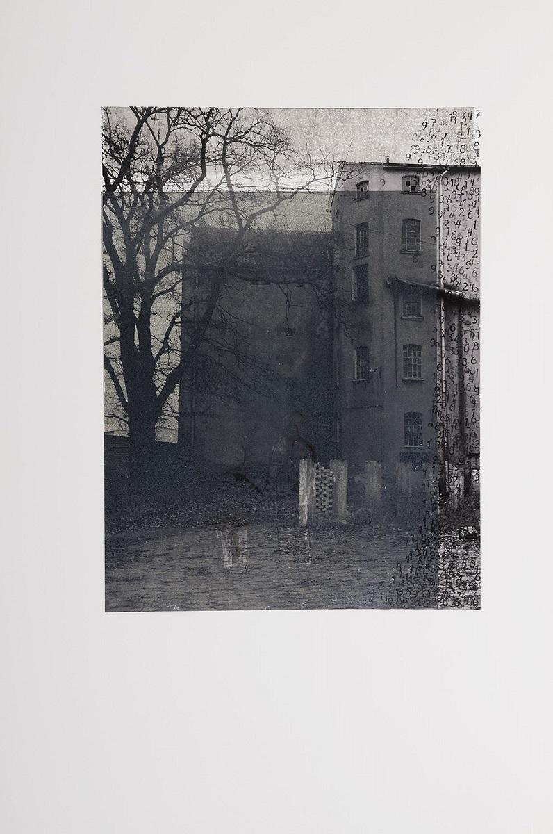 """Agata Budny-Ciszewska, """"Stemplowanie czas"""", 2013 (źródło: materiały prasowe organizatora)"""