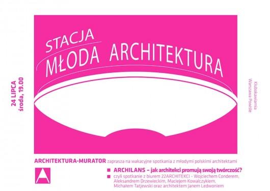 Archilans – jak architekci promują swoją twórczość? (źródło: materiały prasowe organizatora)