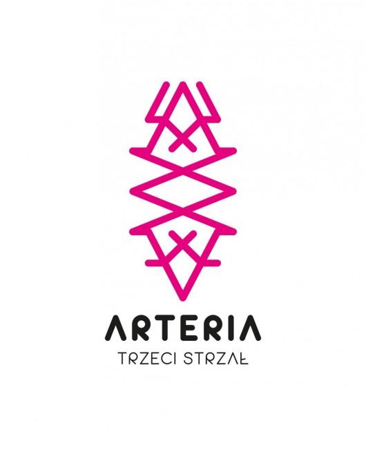 Festiwal Arteria Trzeci Strzał w Częstochowie, logo (źródło: materiały prasowe organizatora)
