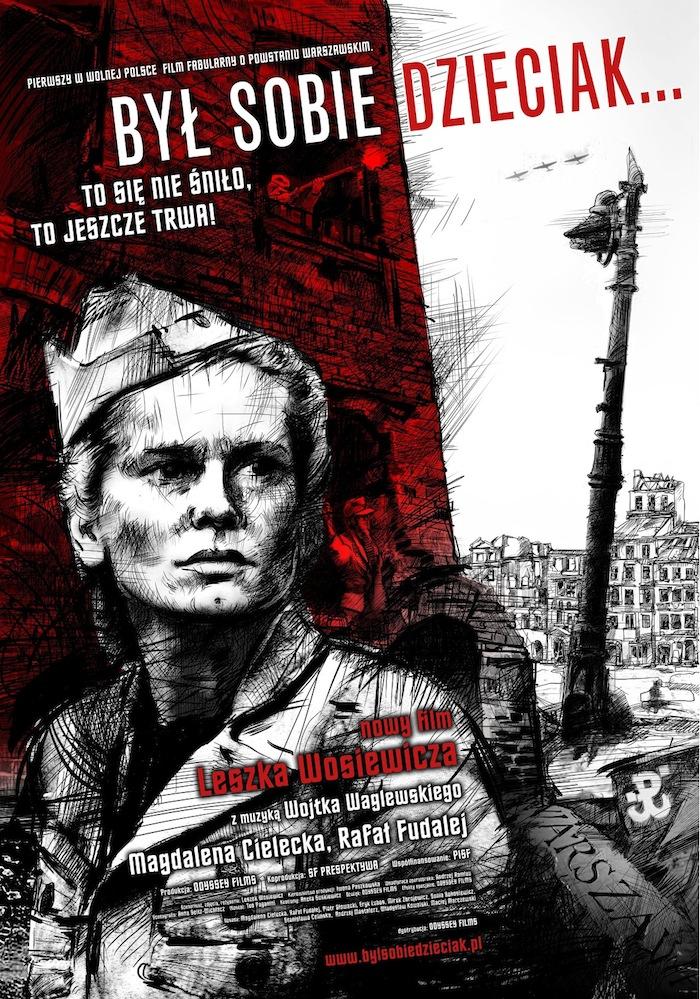 """Plakat filmu """"Był sobie dzieciak"""" (źródło: materiały prasowe organizatora)"""