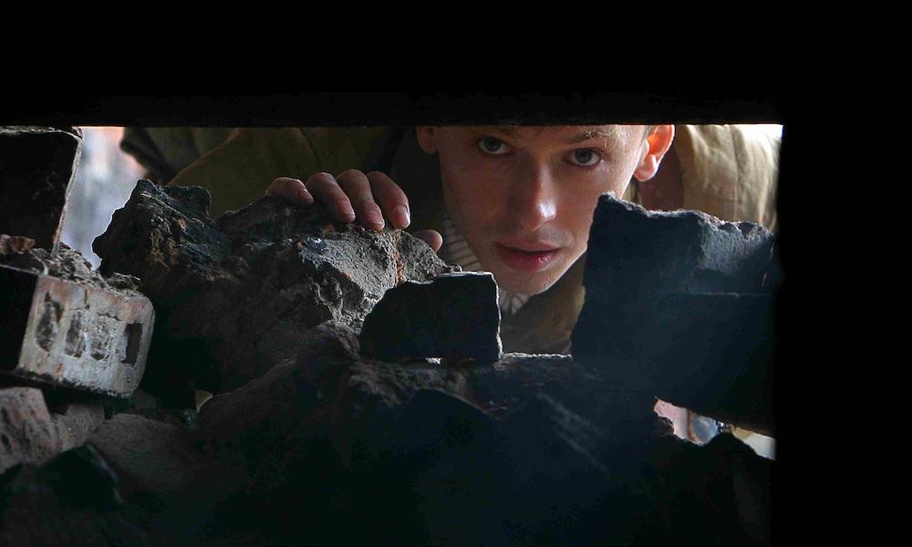 """Kadr z filmu """"Był sobie dzieciak"""" (źródło: materiały prasowe organizatora)"""