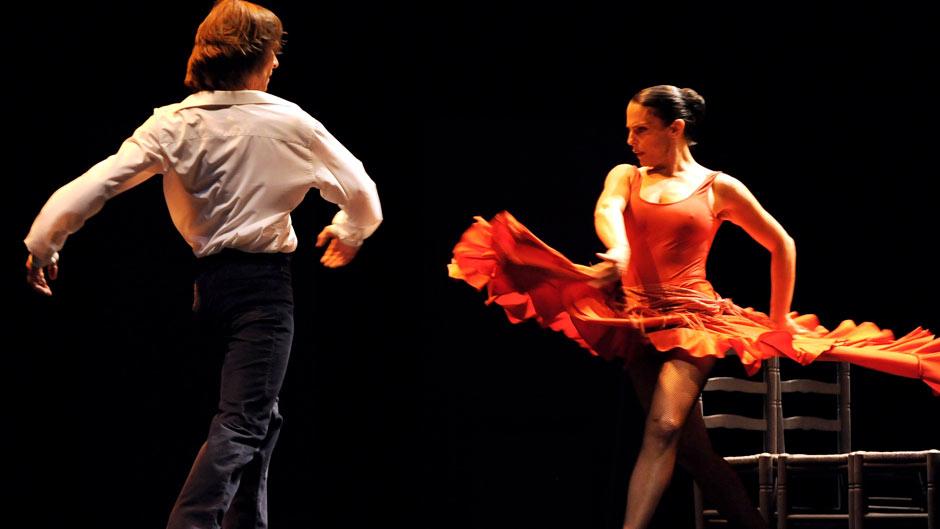"""""""Carmen"""" w wersji teatralno-baletowej (źródło: materiały prasowe organizatora)"""