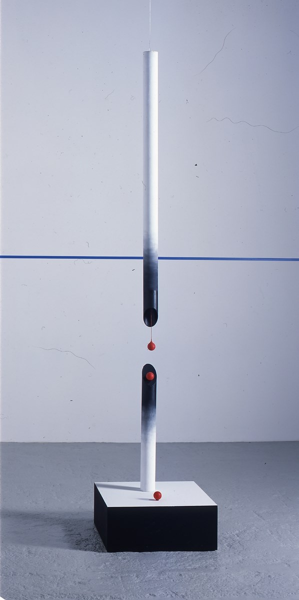 Edward Krasiński, bez tytułu, 1966/84, z Kolekcji Grażyny Kulczyk (źródło: materiały prasowe organizatora)