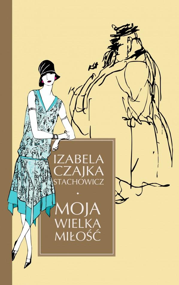 """Izabela Czajka-Stachowicz """"Moja wielka miłość"""" (źródło:materiały prasowe)"""