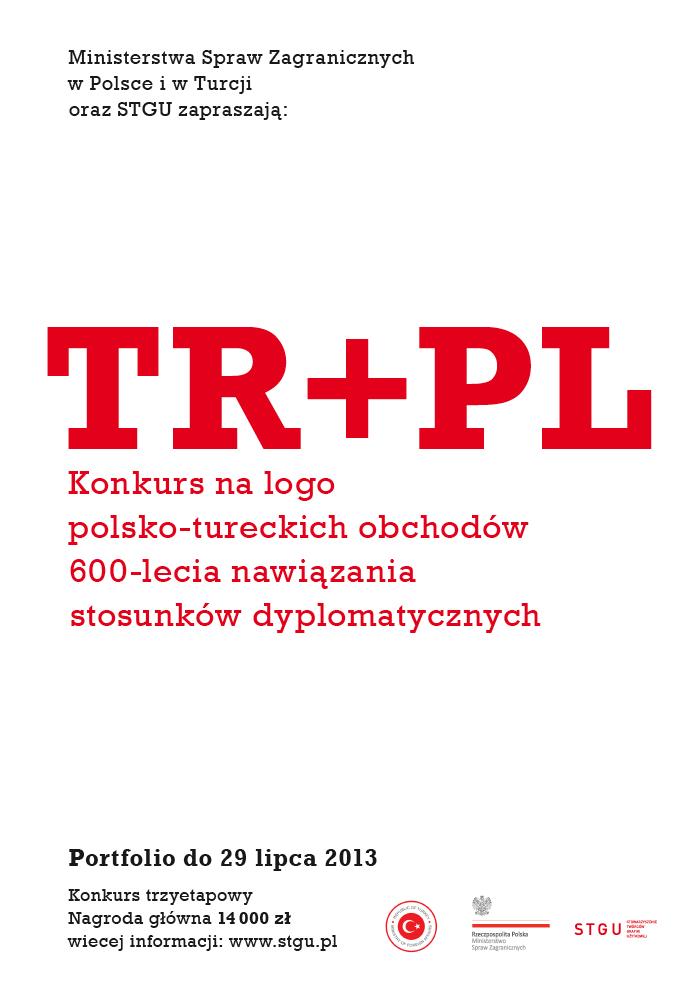 Konkurs na logo 600-lecia stosunków dyplomatycznych pomiędzy Polską a Turcją (źródło: materiały prasowe organizatora)