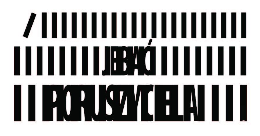 """Mariusz Libel, """"Nic się nie bać"""", 2012 (źródło: materiały prasowe organizatora)"""