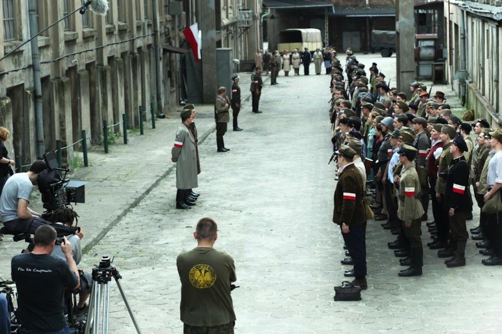"""Kadr z filmu """"Miasto44"""" w reżyserii Jana Komasy (źródło: materiały prasowe organizatora)"""