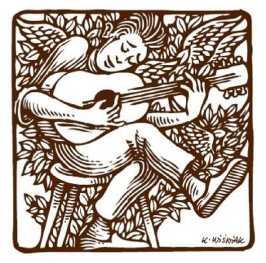 Międzynarodowe Warsztaty Gitarowe w Lanckoronie, logo (źródło: mat. prasowe)