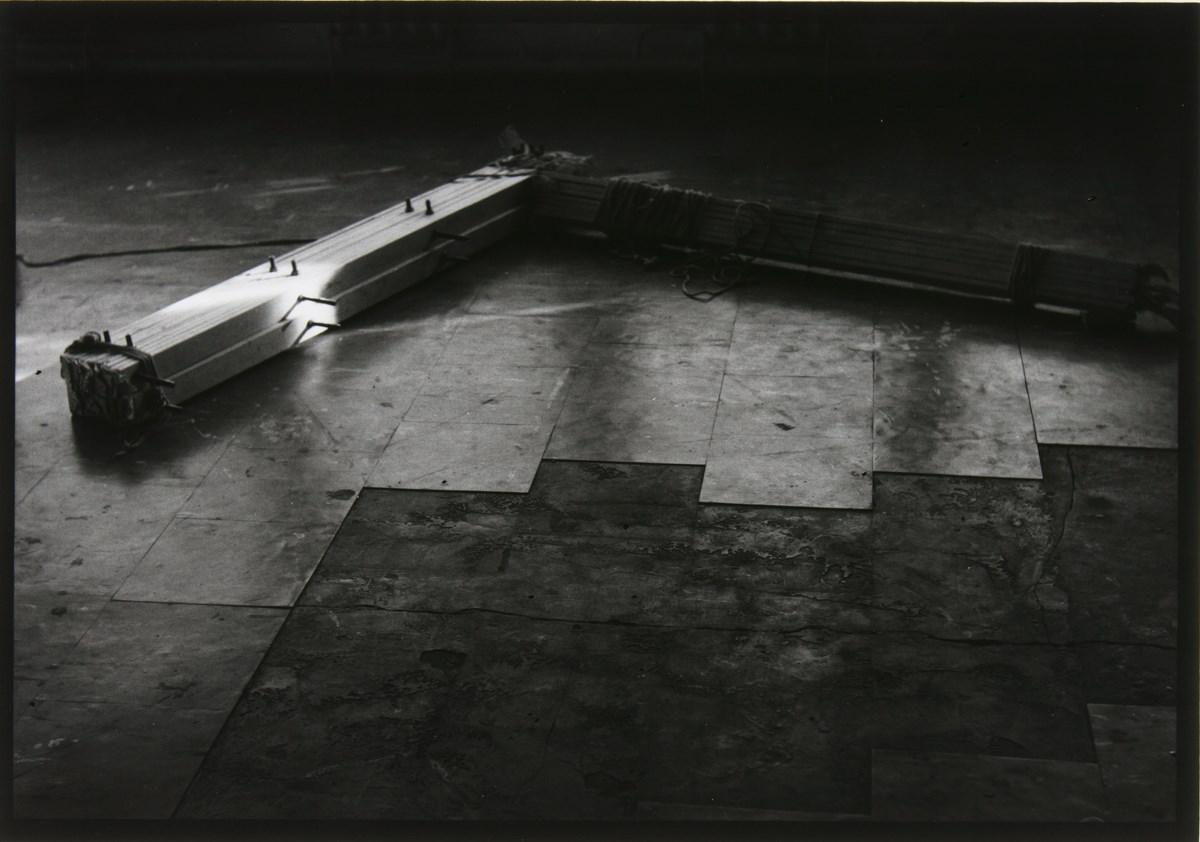 """Mikołaj Smoczyński, """"Double Object"""", 1994, z Kolekcji Grażyny Kulczyk (źródło: materiały prasowe organizatora)"""