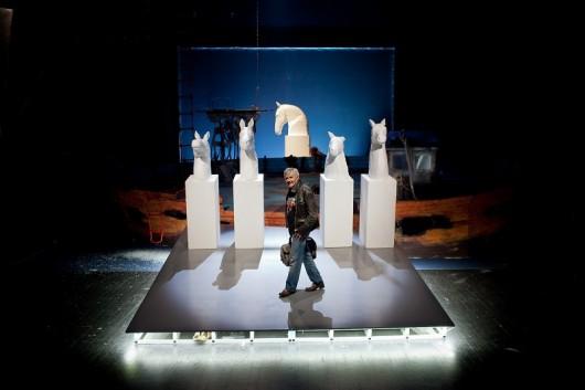 Podróże Guliwera, Teatr Wybrzeże w Sopocie, fot. Dominik Werner (źródło: mat. prasowe)