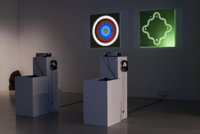 """Wystawa """"Rysowanie muzyki"""", Galeria Lipowa 13 w Lublinie (źródło: materiały prasowe organizatora)"""