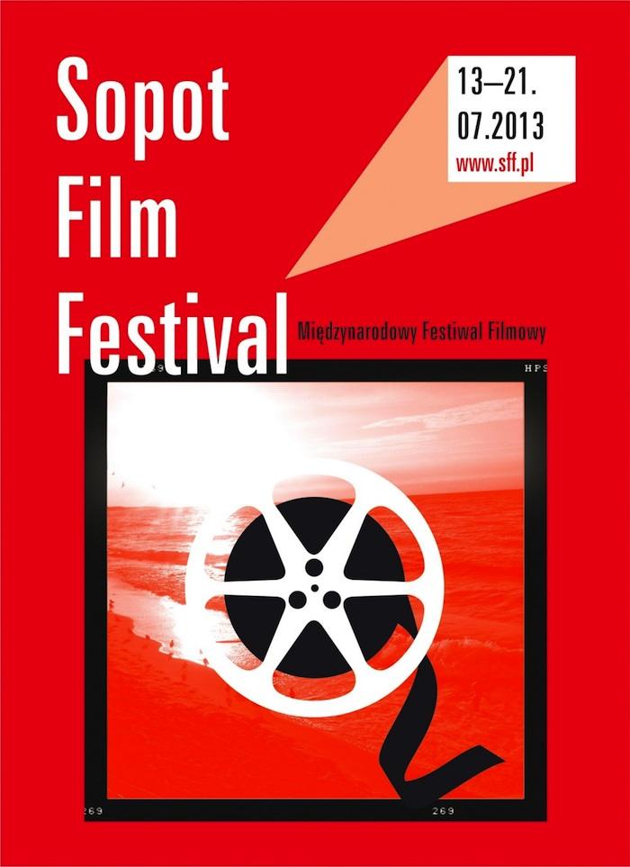 Sopot Film Festival, plakat (źródło: materiały prasowe organizatora)