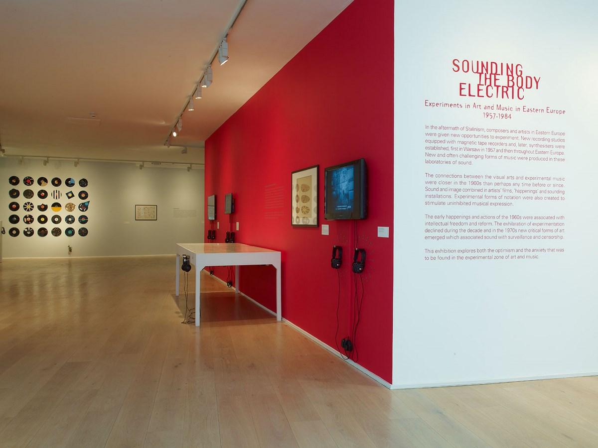 """Wystawa """"Sounding the body electric"""", Galeria Calvert 22 w Londynie, fot. Steve White (źródło: materiały prasowe organizatora)"""