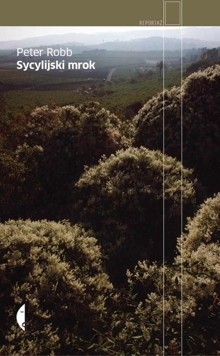 """Peter Robb """"Sycylijski mrok"""" – okładka (źródło: materiały prasowe)"""