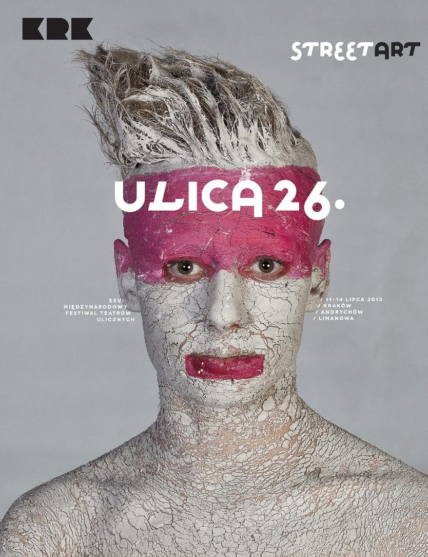 XXVI Międzynarodowy Festiwal Teatrów Ulicznych ULICA 26 Street Art (źródło: mat. prasowe)