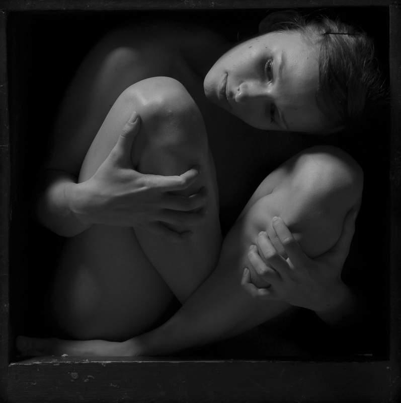 """Agata Kierat-Kulej """"Animus Woman"""", wystawa """"Opression"""", Galeria Schody w Warszawie (źródło: materiały prasowe)"""