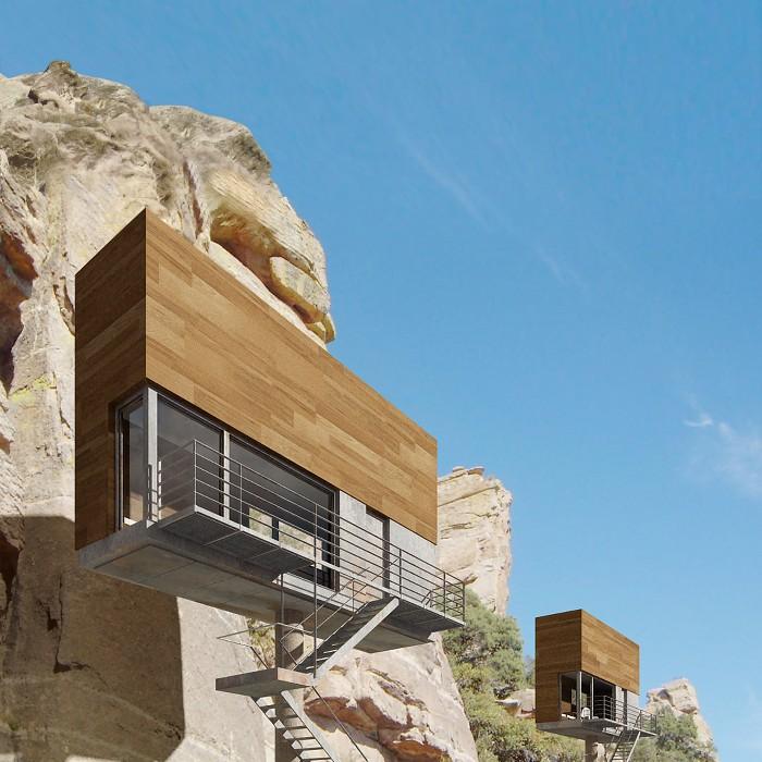 Dom dla singla, proj. Front Architects (źródło: materiały prasowe organizatora)