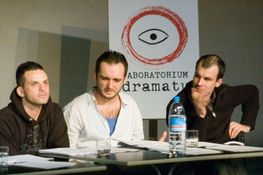Czytanie w Laboratorium Dramatu (źródło: mat. prasowe)