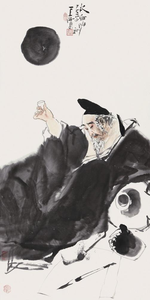 Duch dawnego Chang'an. Tradycyjne malarstwo chińskie współczesnych artystów z prowincji Shaanxi (źródło: materiały prasowe organizatora)