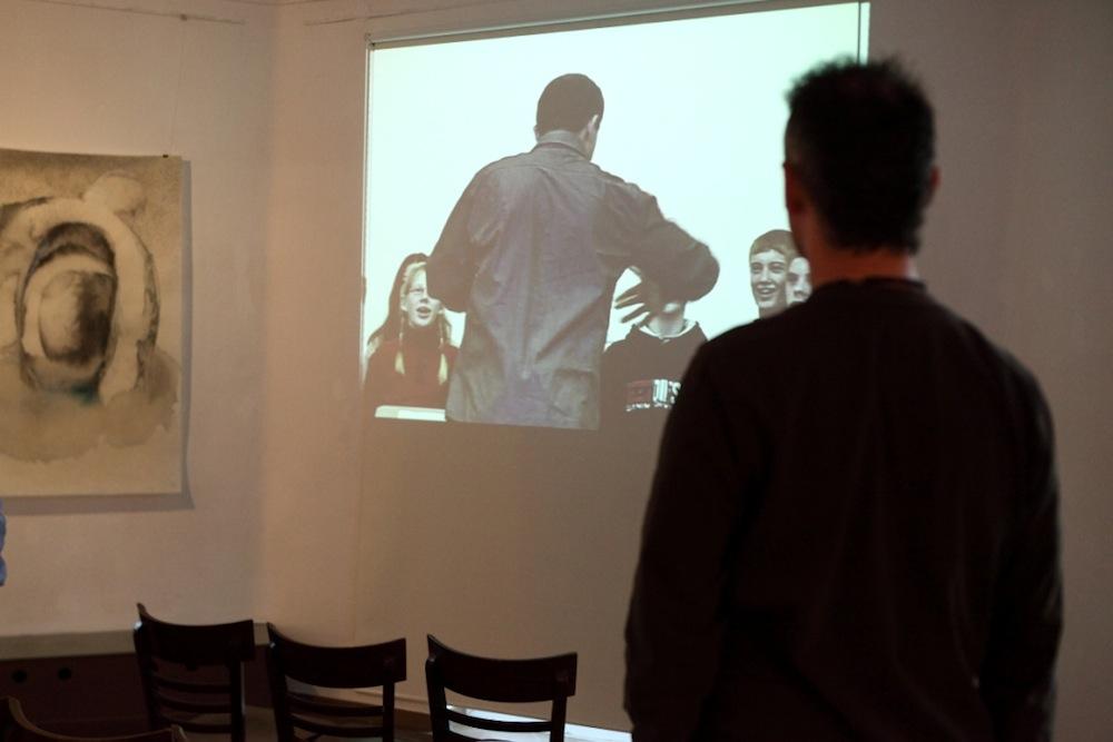 Film Artura Żmijewskiego, fot. Jolanta Goralska (źródło: materiały prasowe organizatora)
