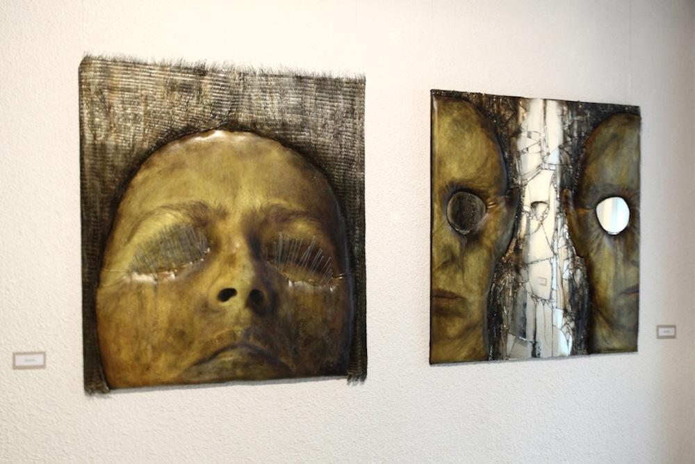 Praca Anny Drońskiej, fot. Jolanta Goralska (źródło: materiały prasowe organizatora)