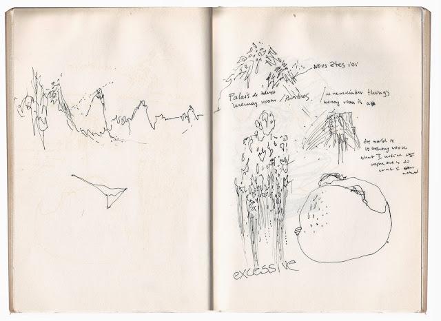 """Maess """"Livre d'amour"""", wystawa """"Dzień jest za krótki (Kilka opowieści autobiograficznych)"""", Muzeum Współczesne Wrocław (źródło: materiały prasowe)"""