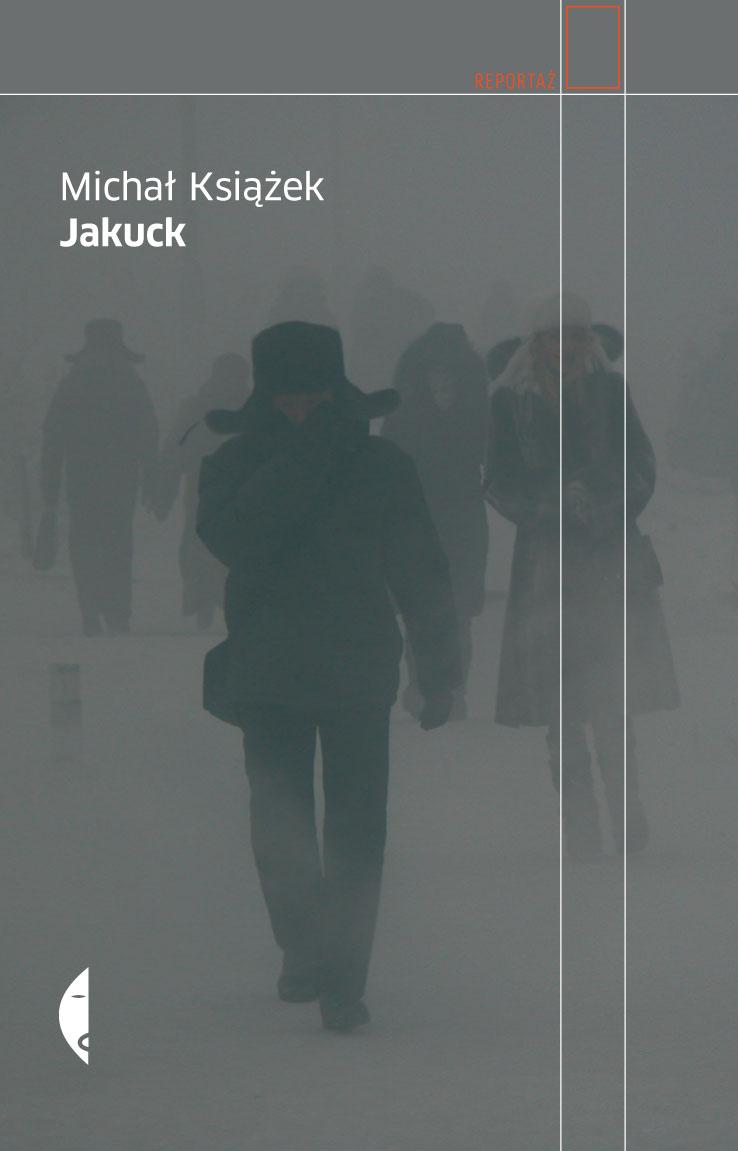 """Michał Książek """"Jakuck"""" – okładka (źródło: materiały prasowe)"""