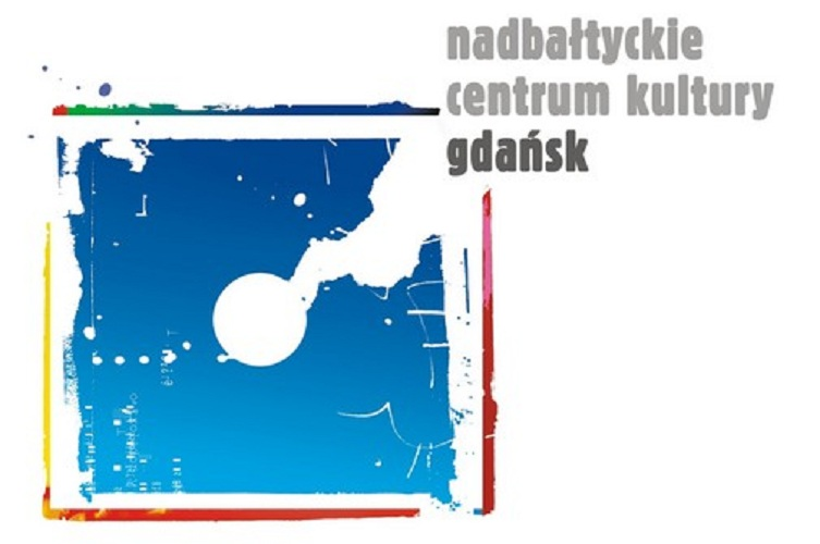 Nadbałtyckie Centrum Kultury, logo (źródło: mat. prasowe)