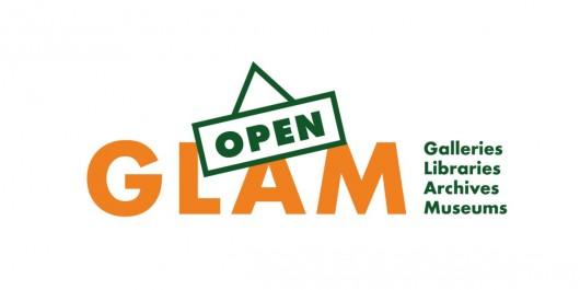 """Konferencja """"openGLAM 2013. Otwarte zasoby kultury"""", Zachęta – Narodowa Galeria Sztuki w Warszawie – logo (źródło: materiały prasowe)"""